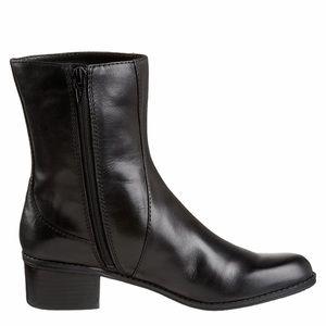 Bandolino Carlessa Leather Calf Boots EUC Sz 8M